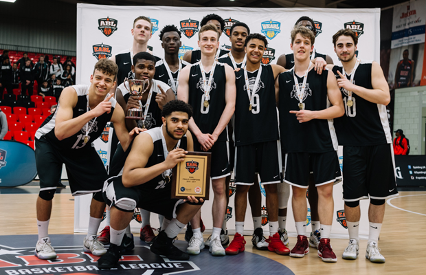 Barking Abbey 2017 EABL National Champions