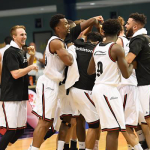 Team Northumbria Secure NBL D1 Title