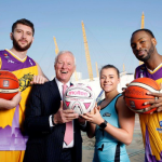 Barry Hearn, Matchroom Launch Basketball All-Stars Championship at O2