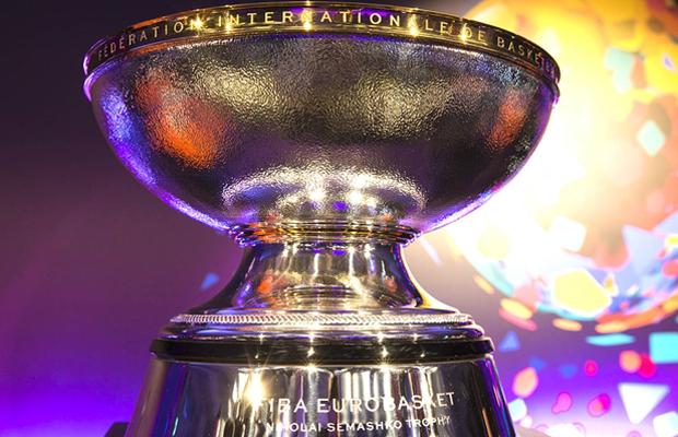 FIBA EuroBasket 2017 Trophy Tour UK