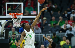 Kavell Bigby-Williams - Oregon