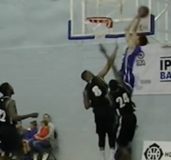 Luke Mascall-Wright dunk
