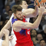 Joel Freeland, CSKA Finish Third in EuroLeague