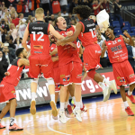 Leicester Riders Complete Treble with 2017 Playoff Title