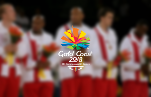 England Basketball Commonwealth Games 2018