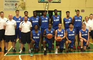 GB U18 Men in Italy