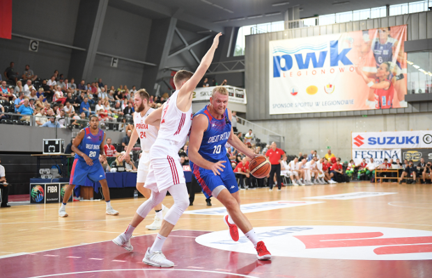 GB Senior Men's Squad for EuroBasket 2021 Pre-Qualifiers Announced
