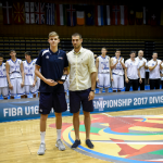 Mate Okros Rewarded with Place on All-Tournament Team