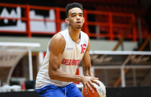 Sacha Killeya-Jones Great Britain