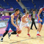 GB Senior Men Push Russia Close in Fifth EuroBasket Defeat