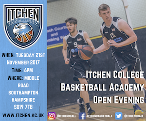Itchen College opening day