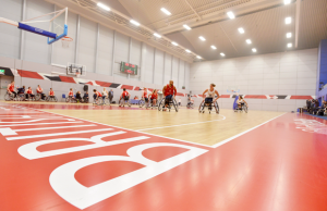 British Wheelchair Basketball Training Centre