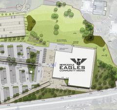 Newcastle Eagles Community Arena
