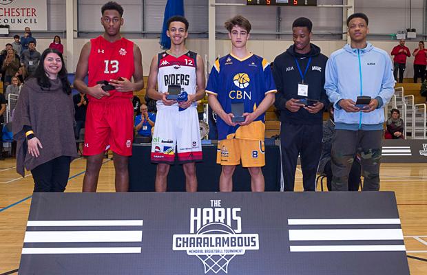 Haris Tournament 2017 All Star 5