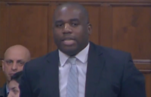 David Lammy Basketball funding