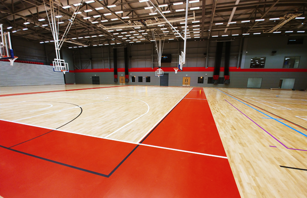 Essex Basketball Facility