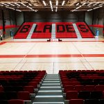 University of Essex Opens New 1600 Seat Basketball Facility