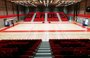 Essex Sport Arena Basketball Facility