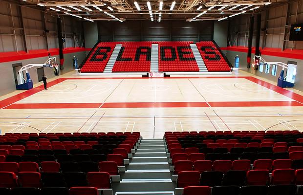 Essex Sport Arena Basketball Facility