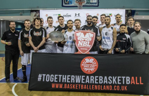 Team Solent Kestrels National Trophy