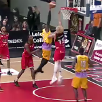 Dzaflo Larkai Drops The Hammer For London! Hoopsfix BBL Top 10 Plays – Week 21