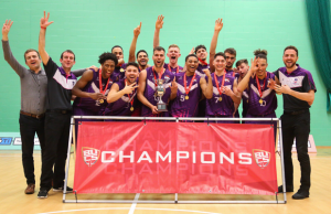 Loughborough University 2018 BUCS Champions