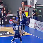 Kieron Achara Gets Monster Block at the Rim! Hoopsfix BBL Top 10 Plays – Week 24
