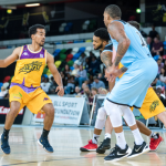 Justin Robinson Receives Back-to-Back BBL MVP Awards