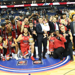 Leicester Riders Complete Back-to-Back Trebles with Play-Offs Title