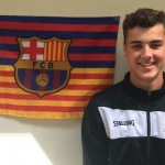 Matthew Marsh ('02) Signs with FC Barcelona