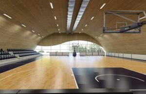 Sevenoaks Suns basketball facility