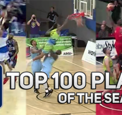 BBL Top 100 Plays