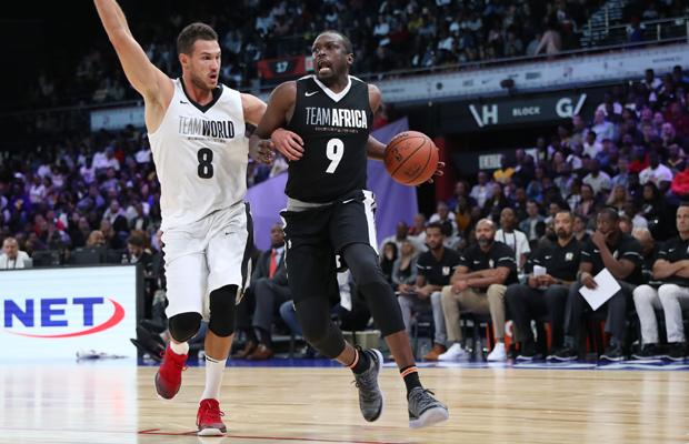 Luol Deng NBA Africa Game 2018