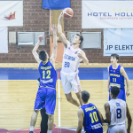 GB Under-16s Hold on Over Sweden for Quarter-Final Spot