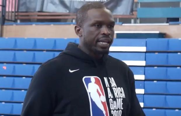 Luol Deng on Kobe Bryant