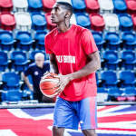 Rob Gilchrist, Ashley Hamilton Called Up to GB