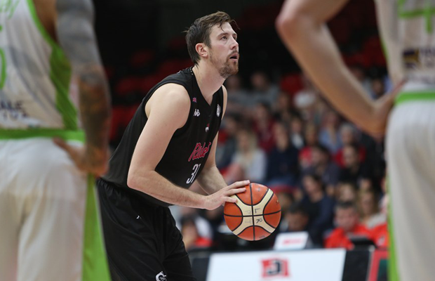 Andy Thomson Leicester Riders