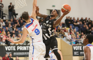 Jeremy Smith Newcastle Eagles