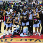 Surrey Scorchers Claim British Basketball All-Stars Championship Title