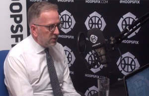 Ed Warner, Hoopsfix Podcast