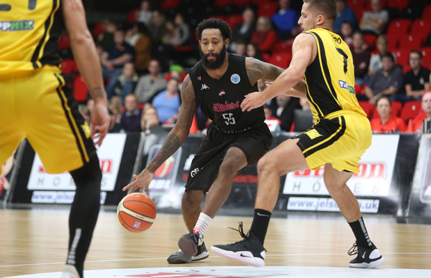 JR Holder Leicester Riders