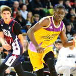 JBA USA Take Down London Lions Behind 'Melo Triple Double in Big Baller Brand Clash