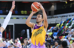 Justin Robinson London Lions