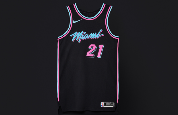new concept f7fe4 98679 NBA City Edition Uniforms Now Available to UK Fans ...