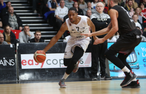 Victor Moses, Newcastle Eagles