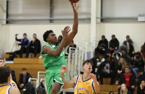 Amari Williams, Myerscough