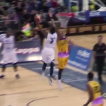 Jeremy Smith Dunks on London – BBL Top 10 Plays, Week 10
