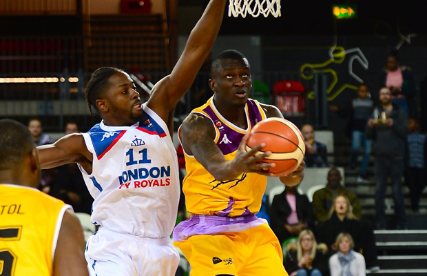 Ladarius Tabb, London Lions