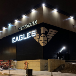 Newcastle Eagles Community Arena Prepares for Official Opening