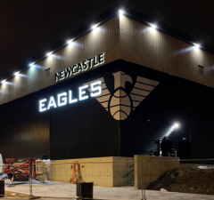 Newcastle Eagles Arena